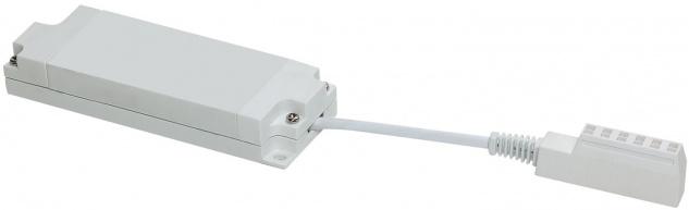 Paulmann 987.54 LED Power Supply 12W 230/12V DC Weiß