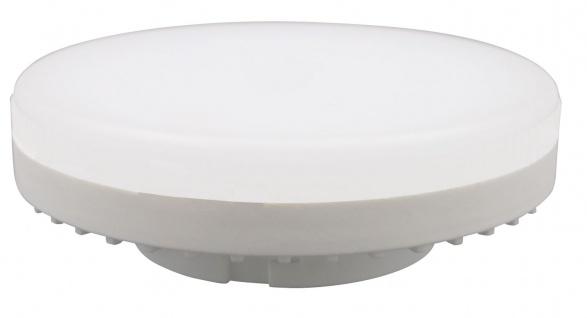 LED Leuchtmittel 7W GX53 4000K Neutralweiss 230V 520lm Weiß satiniert