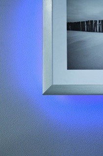 Paulmann 700.94 Function FixLED RGB Basisset 3x30cm 36x0, 24W LED, Schwarz-Kunststoff