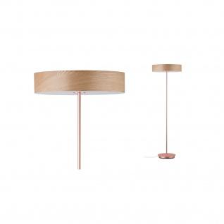 Paulmann Neordic Liska Stehleuchte max.3x20W E27 Holz/Kupfer matt 230V Holz/Metall