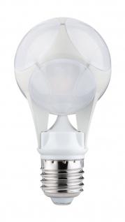 Paulmann 282.21 LED Glühlampe 360° 7W E27 230V Warmweiß