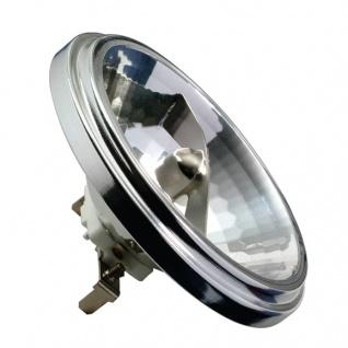 Paulmann Niedervolt Halogen Reflektor AR111 24° 50W G53 12V 111mm Silber