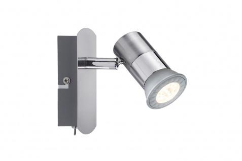 Nice Price Nice Price Spotlight C12 LED Balken 1x3, 5W GU10 Chrom 230V Metall