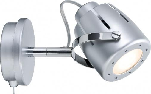 Paulmann Spotlights Mega Balken 1x11W GU10 Chrom matt 230V Metall - Vorschau 2