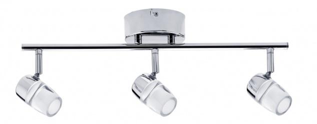 Paulmann Spotlight Bowl LED 3x3, 2W Chrom 230V Metall - Vorschau 2