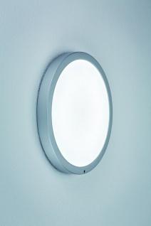 Paulmann WallCeiling Smooth LED-Panel 210mm 7, 5W 230V Chrom matt/Weiß Metall/Kunststoff - Vorschau 3