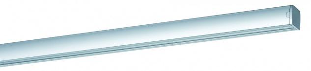 Paulmann 950.48 ULine System L+E Schiene 1m Chrom matt 12V Metall