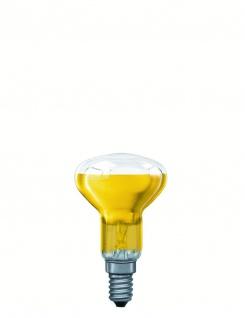 Paulmann Reflektorlampe R50 Happy Color 40W E14 Gelb
