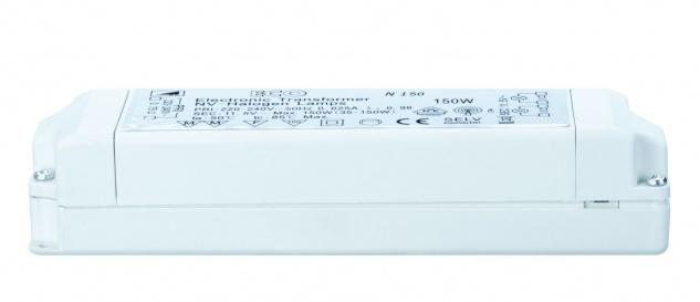 TIP 977.16 ECO VDE Elektroniktrafo 35-150W 230/12V 150VA Weiß