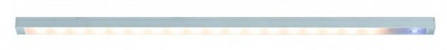 Paulmann Function JetLine LED-Lichtleiste Touch 6, 2W LED Alu matt 230V/12V Alu Kunststoff