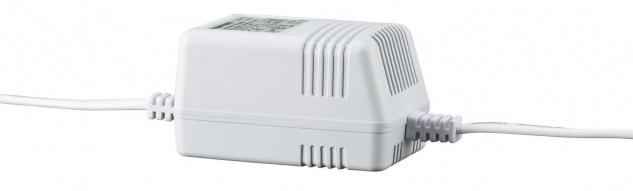 Paulmann LED Trafo konventionell 230/12V AC 15VA Weiß
