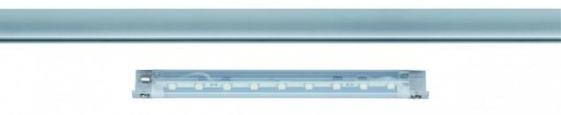 Paulmann 950.64 ULine System L+E Spot Inline 1x1W Chrom matt 12V Metall