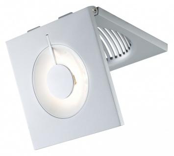 925.13 Paulmann Einbauleuchten Premium EBL Set Score LED kippbar 90° 1x13W 3000K 230V/700mA 130mm Chr. m./Alu