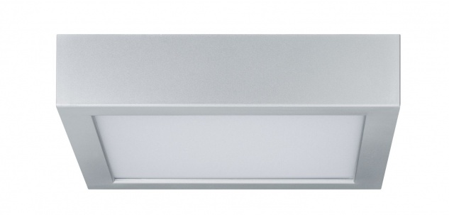 Paulmann WallCeiling Space LED-Panel 200x200mm 11W 230V Chrom matt/Weiß Kunststoff - Vorschau 2