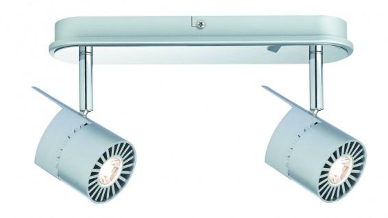 Paulmann Spotlights Power LED Balken 2x10W Chrom matt 230V Metall