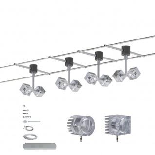 paulmann led spot geo seilsystem 12v kaufen bei lichtquelle gbr. Black Bedroom Furniture Sets. Home Design Ideas