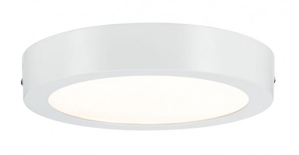 Paulmann SmartHome Bluetooth Nox LED-Panel 220mm 17W 230V Weiß matt Kunststoff
