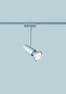 Paulmann URail Schienensystem Light&Easy Spot Barelli 1x50W GU10 Titan 230V Metall - Vorschau 3