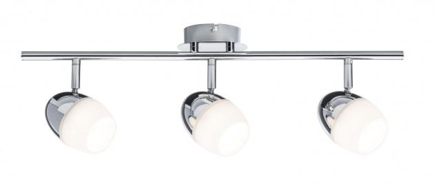 Paulmann Spotlight Egg LED 3x4, 2W Chrom 230V Meta