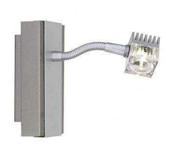Paulmann Spotlights GEO Balken Q-Flex 1x3W Chrom matt 230V Metall - Vorschau 2