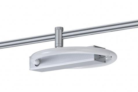 Paulmann 976.73 Schienensystem Light&Easy Phantom Spot Circular 22W 2GX13 Titan 230V Metall