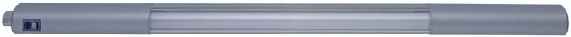 Paulmann Function Clix Schlankformleuchte 1x8W G5 Titan 230V Alu/Kunststoff