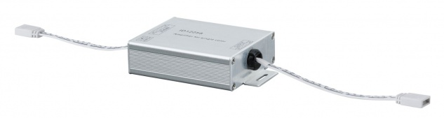 Paulmann 704.52 Function YourLED Dimm/Switch Verstärker max. 60W 12V DC Alu matt Metall