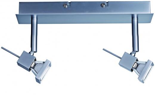 Paulmann Spotlights Cumin Balken 2x35W GU5, 3 Chrom matt 230/12V 70VA Metall