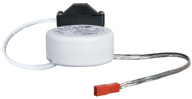 Paulmann Disc LED Trafo Transformator Konstantstrom 700mA 12W max.16V DC Weiß