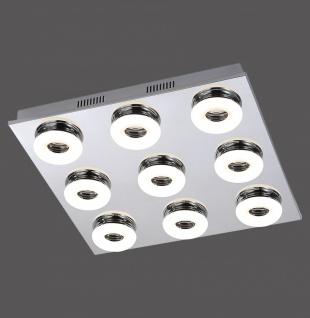 38 W LED Deckenleuchte BAGEL Paul Neuhaus 8469-17 Leuchte Lampe 2835 lm