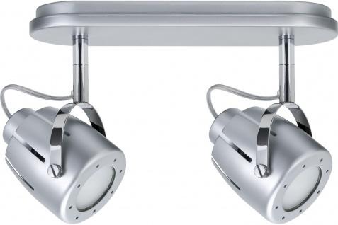 Paulmann Spotlights Mega Balken max. 2x50W GU10 Chrom matt 230V Metall