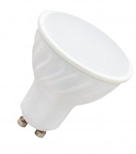 MILI 6er Set 7W GU10 3000K Warmweiss 230V 490lm Weiß LED Leuchtmittel - Vorschau 4