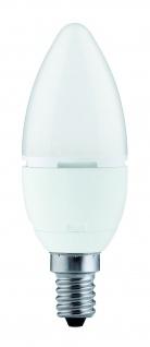 Paulmann LED Quality Kerze 5W E14 230V Warmweiß