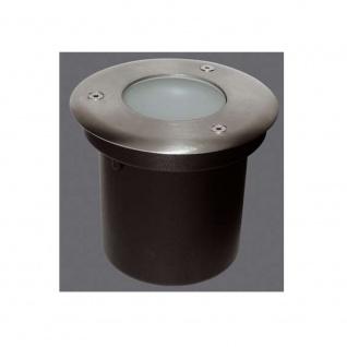 Paulmann 987.98 Einbauleuchte Boden überfahrbar LED IP67 1x0, 96W 230V Edelstahl