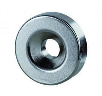 Paulmann 251 Magnet für Einbaugehäuse 250 12er Set zur Mittelpunktermittlung