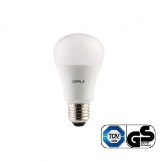 Dimmbare E27 LED Leuchtmittel 9, 5W Warm Weiß 806Lumen 2700K GS Geprüft