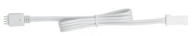 Paulmann 703.27 Function YourLED-AMP-Adapter 2er Pack 50cm Weiß Kunststoff