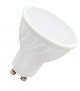 LED Leuchtmittel 7W GU10 3000K Warmweiss 230V 490lm Weiß