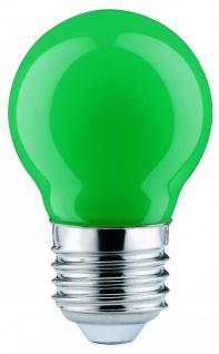Paulmann LED Tropfen 0, 6W E27 Grün