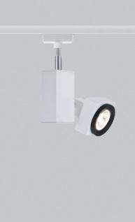 Paulmann 953.13 URail Schienensystem Light&Easy Spot Gurnemanz 1x50W GU5, 3 Weiß 230V Metall