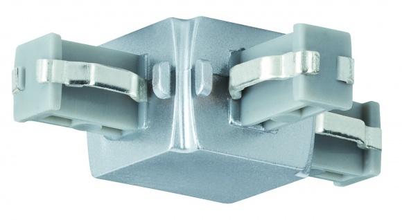Paulmann 950.53 ULine System L+E T-Verbinder Chrom matt Kunststoff - Vorschau 2