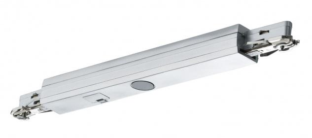 URail Syst. L&E IR Rail-Dimm/Switch E/A/D Chrom matt 230V Metall