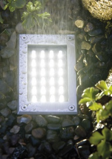 Paulmann Special Einbauleuchte Set Boden LED 3W 230V 165x103mm Edelstahl/Metall - Vorschau 3