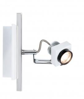 Paulmann 602.60 Spotlight Phase Stange 1x5W Weiß Chrom 230V Metall
