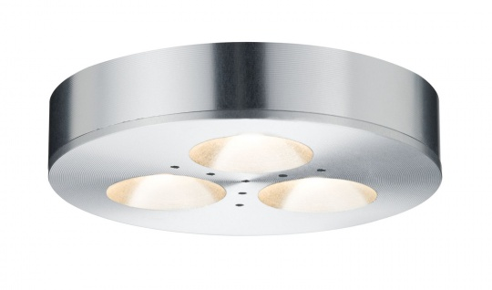 Möbel ABL Set Plane LED 3x3W 12VA 350mA 70mm Alu/Metall