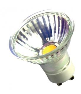 LED Leuchtmittel 5W GU10 3000K Warmweiss 230V 350lm Klar