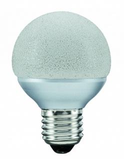 10 Stück 280.81 Paulmann E27 Fassung LED Miniglobe 60 1x2, 3W E27 Eiskristall