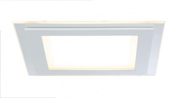 Paulmann Premium Einbauleuchte Set DecoDice eckig LED 2x7, 5W 18VA 160x160mm Klar/Weiß Glas/Metall