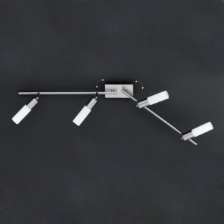 928204640000 Action Arkade 36W E14 Deckenleuchte 2.700 K 1.740 Lumen Nickel matt