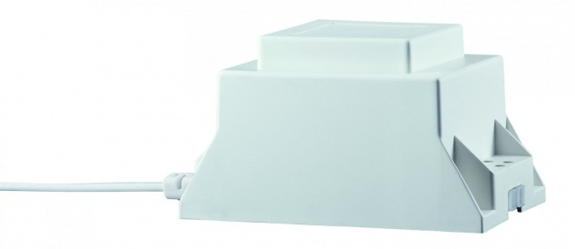 Paulmann 979.11 VDE Safety Trafo max.105W 230V 105VA Weiß